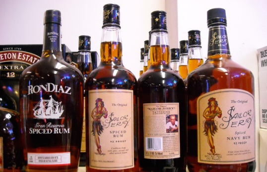 National Rum Day: August 16th!